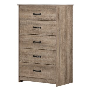 Tassio 5 Drawer Chest