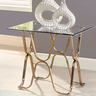 Look for Arylide End Table by House of Hampton