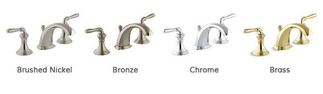 Bathroom Faucets Types bathroom faucet buying guide | wayfair