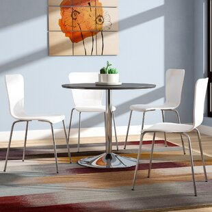 Saladino 5 Piece Dining Set Latitude Run