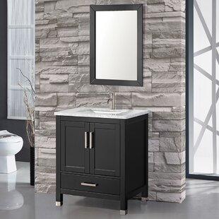 Denault 30 Single Sink Bathroom Vanity ByBrayden Studio