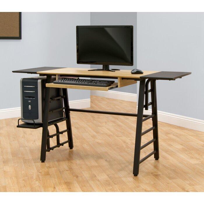 office for small with most shelves computer spaces uk desks innovation blue slim workstation chip desk modern