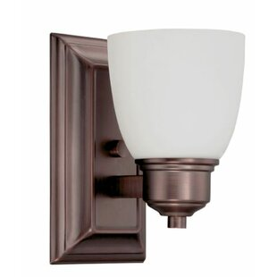 Best Choices Babbitt Vanity Armed Sconce By Winston Porter