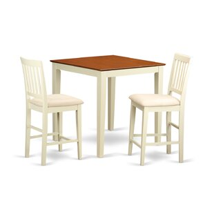 Given 3 Piece Pub Table Se..