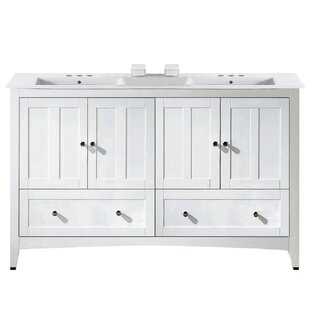 Artic Modern 59 Single Bathroom Vanity Set by Longshore Tides