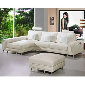 Martini Sectional by Hokku Designs