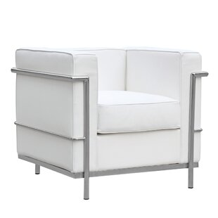 Fine Mod Imports Cube Lc2 Petit Lounge Chair