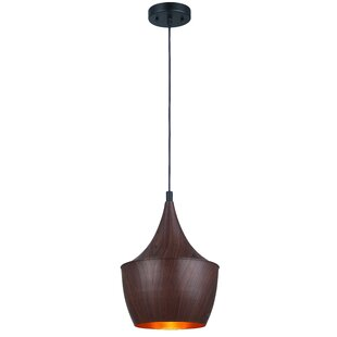 George Oliver Villines 1-Light Teardrop P..