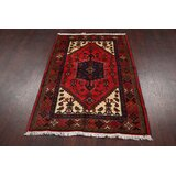 Knotted Red 3 X 5 Rugs You Ll Love In 2021 Wayfair