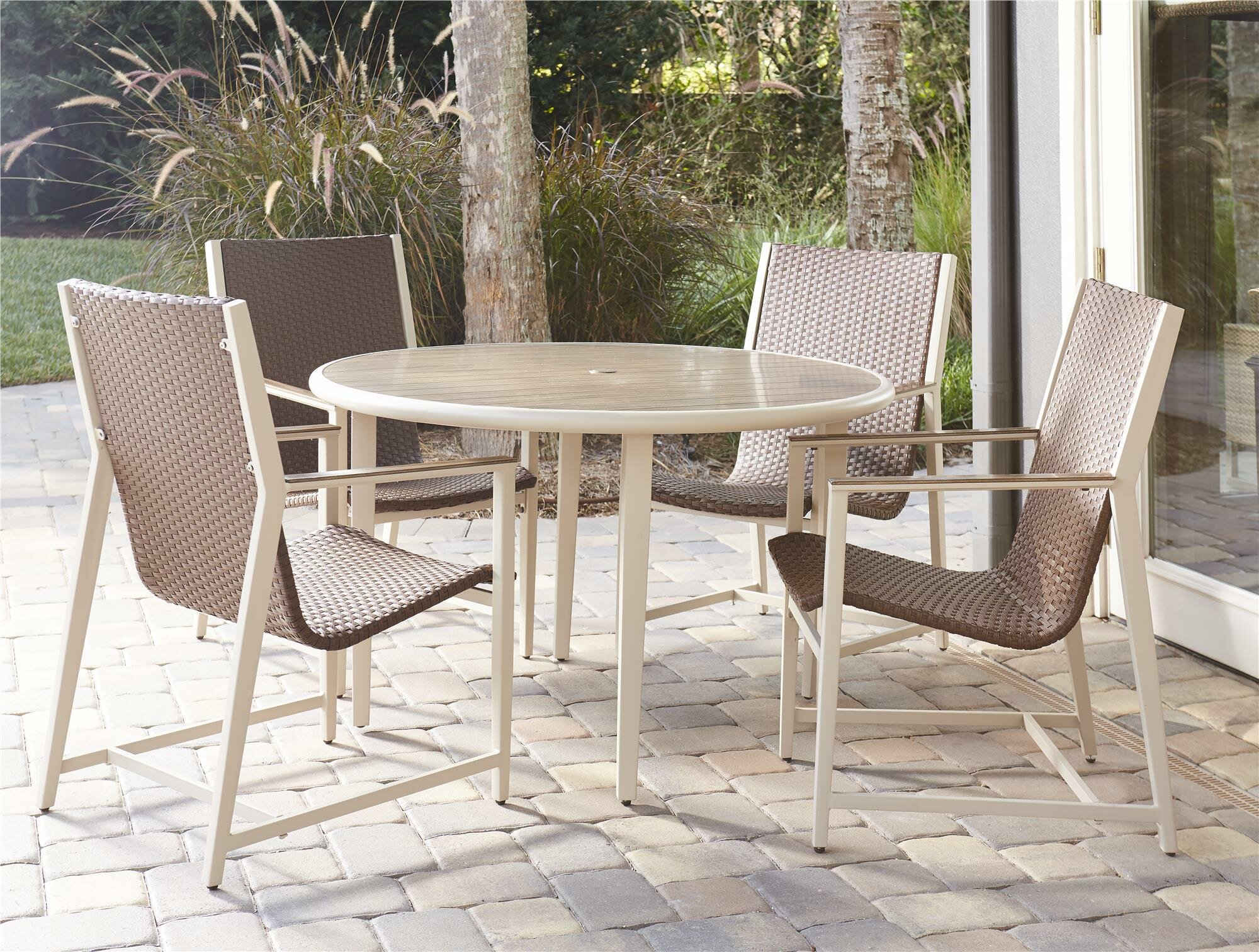 Charmant Novogratz Santa Fe 5 Piece Dining Set | Wayfair