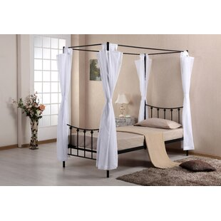 Anika Canopy Bed By Zipcode Design