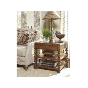 Biltmore Bazaar End Table with Storage