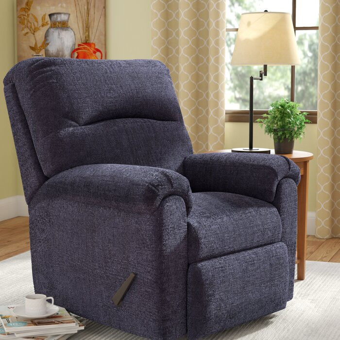 Swell Helene Manual Rocker Recliner By Simmons Upholstery Ocoug Best Dining Table And Chair Ideas Images Ocougorg