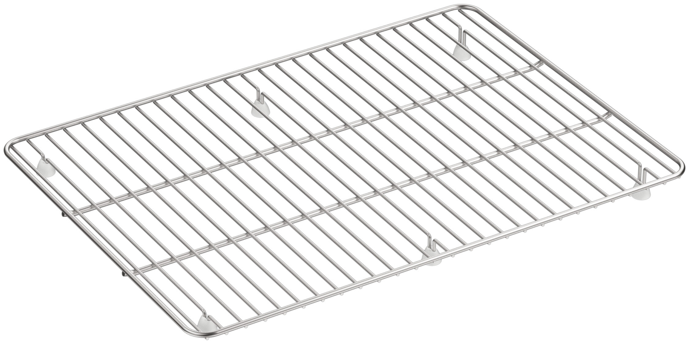 Marvelous Cairn Large Stainless Steel Sink Rack 19 1 2 X 14 For K 8206 Download Free Architecture Designs Philgrimeyleaguecom