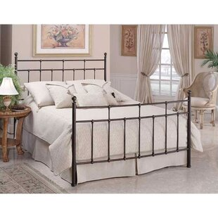 Bargain French Panel Bed by Charlton Home Reviews (2019) & Buyer's Guide