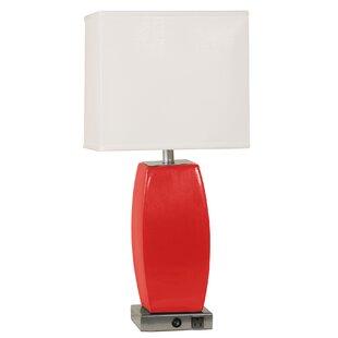 Convex Ceramic 29 Table Lamp