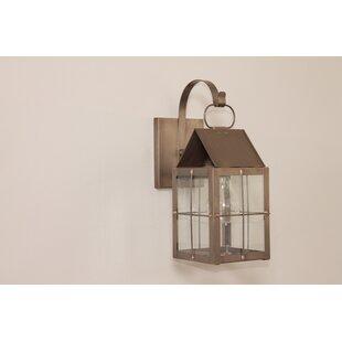 300 Series 1-Light Outdoor Wall Lantern