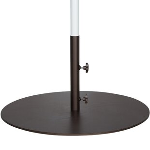 Aluminum Patio Umbrella Stands Bases You Ll Love Wayfair
