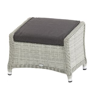 Ridgewood Foot Stool With Cushion By Sol 72 Outdoor