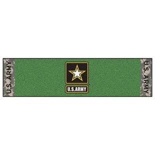 Military U.S. Army Putting Green Mat ByFANMATS