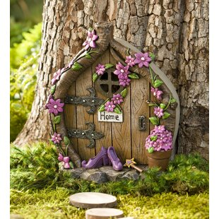 Shoes Door Fairy Garden by Wind & Weather