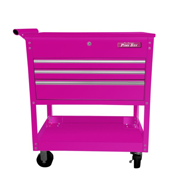 Toolbox Kids Toys Organizer Box Household Repair House Pink 10inch