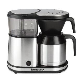 Bonavita Coffee 5-Cup Carafe Coffee Maker