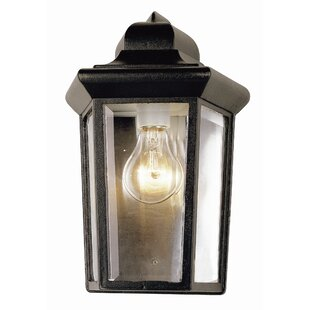 Find for Butters 1-Light Outdoor Flush Mount Price Check