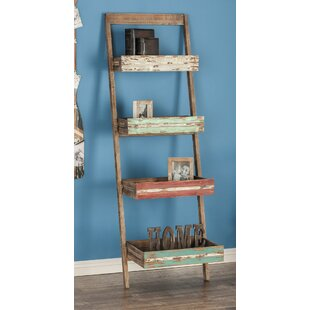 Ladder Bookcase by Cole & Grey Best #1