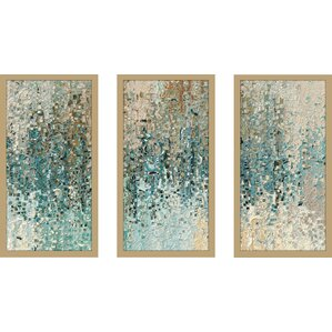3 Piece Wall Art Set 3 piece wall art you'll love | wayfair