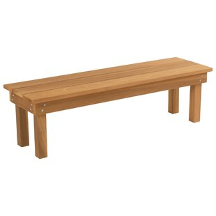 Loughborough Outdoor Wooden Picnic Bench by Freeport Park