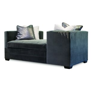 Aimee Chaise Lounge by Uniquely Furnished