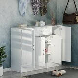 Louisville Solid Wood Accent Cabinet