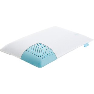 Dual Zone Gel Memory Foam Standard Pillow