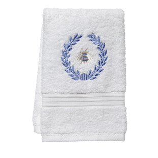 Aqua Fingertip Towels Wayfair