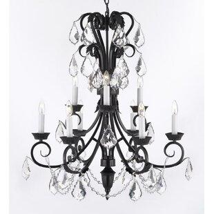 Ophelia & Co. Karn 9-Light Candle Style C..