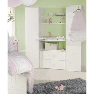 Cambino Play Desk And Changing Table Combo By Roba