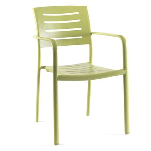 Abrielle Stacking Garden Chair Image
