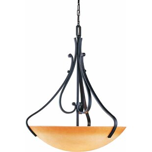 Volume Lighting Rainier 4-Light Bowl Pendant