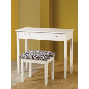Zipcode Design Kisner Vanity Set with Mir..