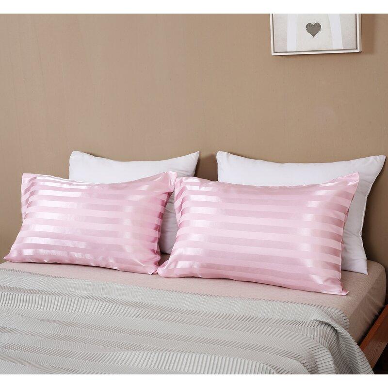 Ebern Designs Connersville Microfiber Polyester Pillowcase Reviews Wayfair