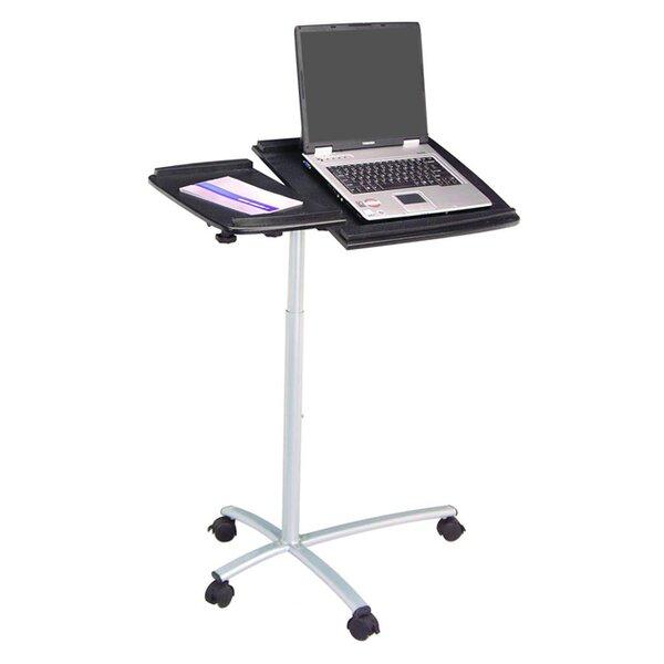 Standing Desk partenaire Eureka ergonomique en m/étal Hauteur support r/églable pour ordinateur portable CPU