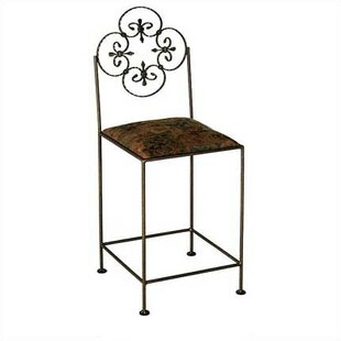 Grace Collection Florentine Bar Stool