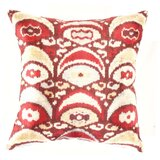 Red Silk Throw Pillows You Ll Love In 2021 Wayfair