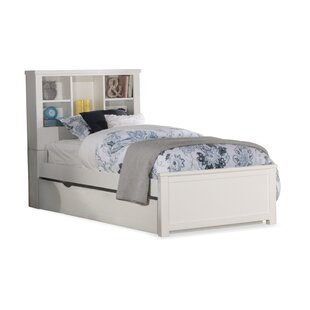 Affordable Price Stella Twin Bookcase Bed with Trundle by Grovelane Teen Reviews (2019) & Buyer's Guide