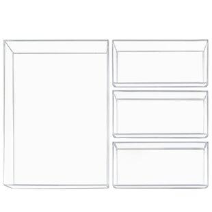 4 Piece Drawer Organize Set