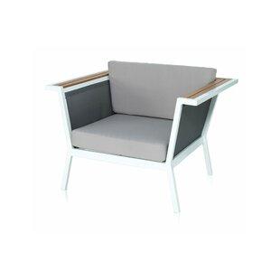 Preusser Armchair with Cushion by Brayden Studio