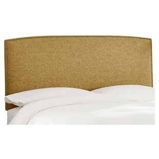 Best Choices Mara Regal Upholstered Panel Headboard by Skyline Furniture