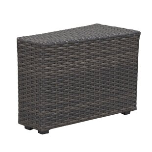 Horizon Wicker Side Table by Forever Patio