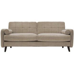 Shop Natalie Mid-Century Modern Sofa by Elle Decor